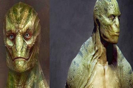 Extraterrestres roban genética humana