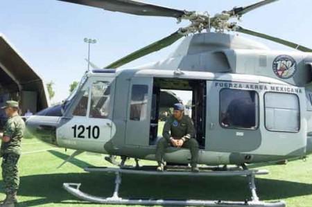 Fuerzas Armadas participarán en Aeroexpo