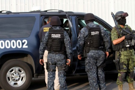 Fuerza Tamaulipas abate a 8 delincuentes en Valle Hermoso