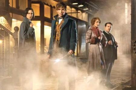 Habrá tres películas de 'Fantastic Beasts'