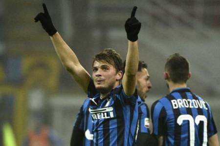 Inter de Milán gana 3-1 al Palermo y se coloca en puestos 'europeos'