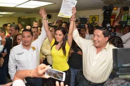 Ocho candidatos se registran para gubernatura de Tamaulipas
