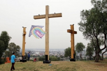 Listas las delegaciones para representación de la Pasión de Cristo