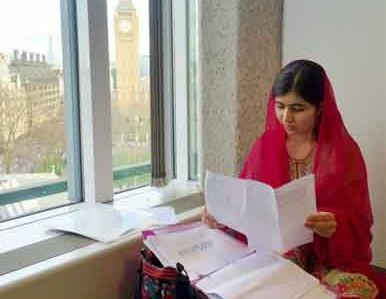 Las dos vidas de Malala