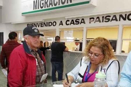 Más de 200 mil paisanos cruzaron por Tamaulipas