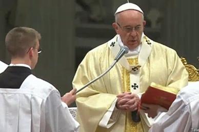 Urge el Papa Francisco al diálogo en Venezuela