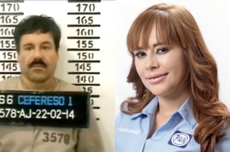 Diputada vinculada a 'El Chapo' ya entregó documento a Sección Instructora