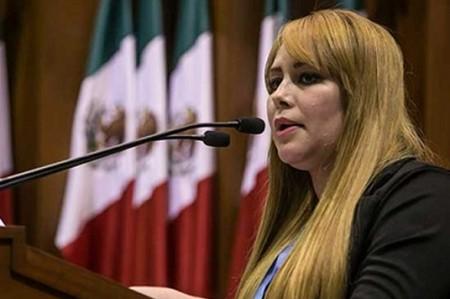 'Soy inocente', afirma Lucero Sánchez la 'Chapodiputada'