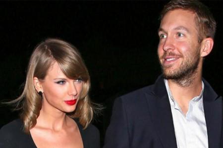 Taylor Swift y Calvin Harris se separan