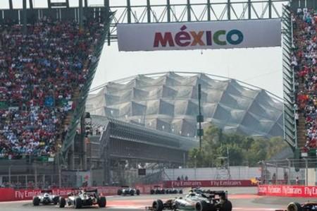 Trabajan para mejorar el Gran Premio de México