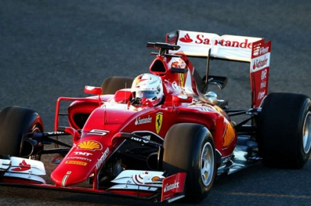Vettel es cauteloso sobre lo que le depara a Ferrari esta temporada