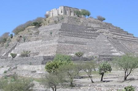 Pirámide en Querétaro, lista para equinoccio de primavera