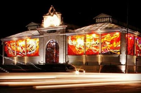 Expresa Peña Nieto pésame por fallecimiento de Leopoldo Flores; fotogalería del Cosmovitral