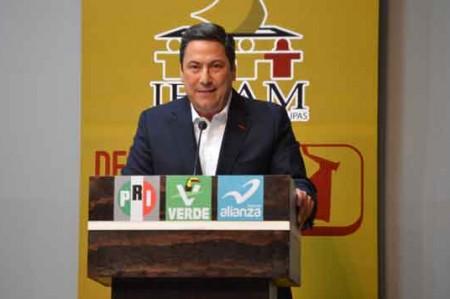 'Yo sí puedo reconstruir la seguridad en Tamaulipas': Baltazar Hinojosa