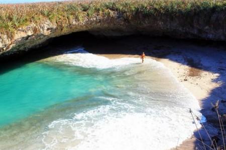 Cerrarán Playa del Amor por daño ambiental