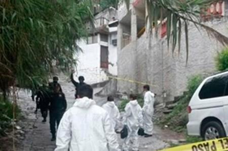 Guerrero, líder por tercer año en homicidios