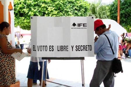 Realizan elecciones extraordinarias en Zacatecas