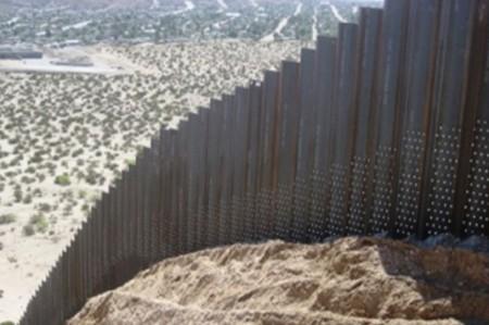 Departamento de Seguridad, sin dinero para construir el muro