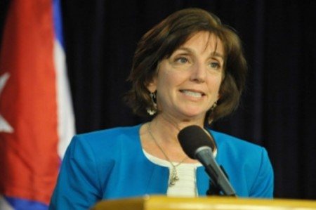 Embajadora Jacobson fortalecerá la relación con México: Reid