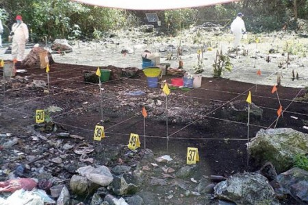 En caso Iguala se cumplió con medidas cautelares: gobierno