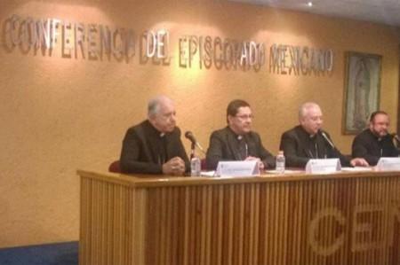 Episcopado rechaza ruptura tras visita del Papa