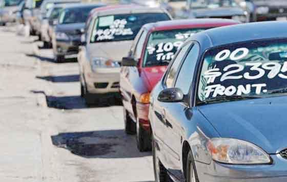 El Gobierno Mato La Venta De Autos Importadores Hora Cero Web