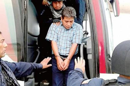 Ingresan a penal federal 18 docentes por disturbios