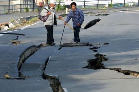 Sigue temblando en Japón, ahora un sismo de 5.8 grados Richter