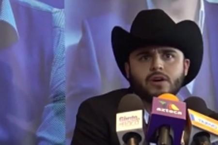 Gerardo Ortiz ofrece disculpas por video