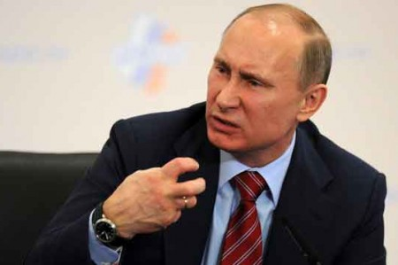 Putin pide acciones coordinadas ante desafíos de la economía mundial