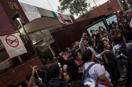 Politécnicos buscarán diálogo con Peña Nieto