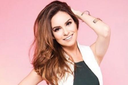 Tania Rincón anuncia su embarazo en 'Venga la alegría'