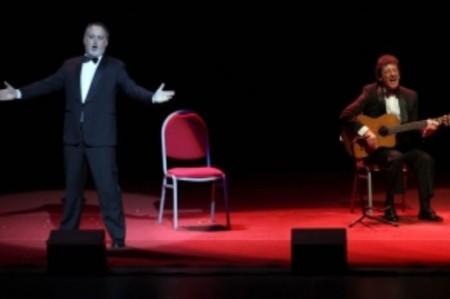'Les Luthiers' se presentan en Auditorio con buen humor como invitado especial