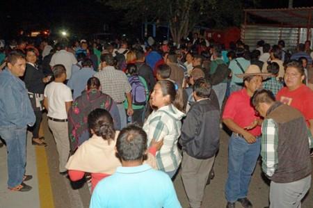 Libres, maestros detenidos el viernes en Chiapas