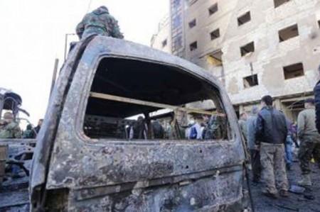 Atentado suicida en Damasco deja 15 muertos