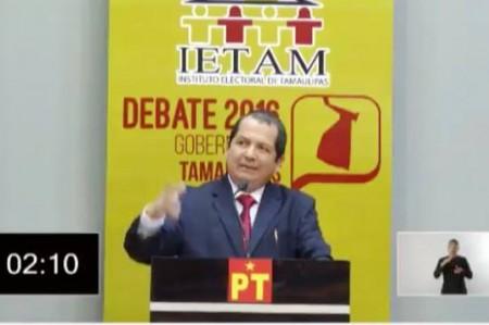 Fustigan en debate a Cabeza de Vaca por supuesta compra de votos
