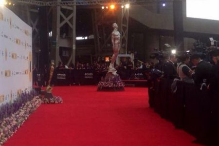 Alistan alfombra roja de los premios Ariel