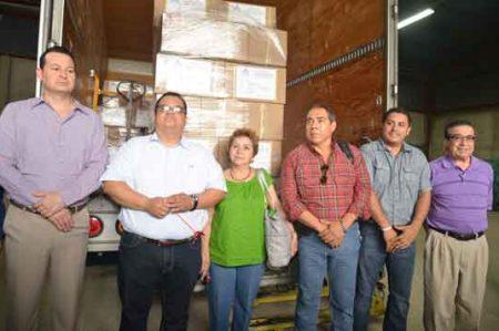 Llegan boletas electorales a Reynosa