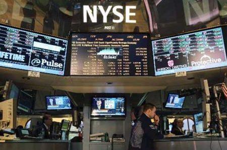 Bolsa de Nueva York cerrada por Memorial Day en EU