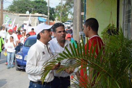 Carlos Solís comprometido en hacer las cosas muy bien