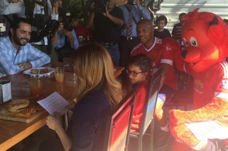 Niño jalisciense será 'estrella' del Manchester United