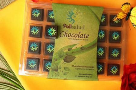 Chocolate y algas para bajar de peso, un logro del Politécnico