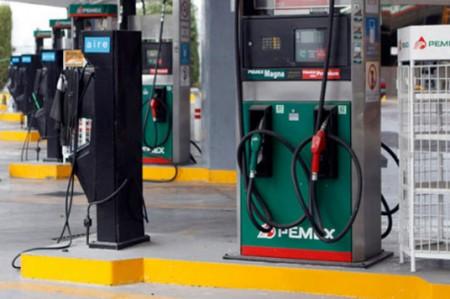 Confía Mancera en la gasolina que importa Pemex