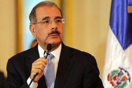 Felicita gobierno mexicano a presidente dominicano por reelección