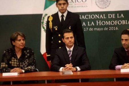 EPN reconoce falta de compromiso en estados contra homofobia