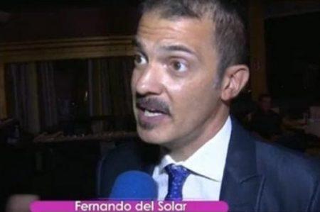 'Estoy abierto al amor', dice Del Solar a Televisa