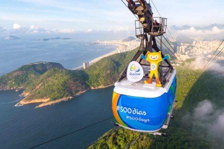 A ritmo de samba, Google Maps llega a la sede olímpica