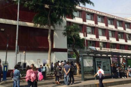 Alumno falleció tras desvanecerse y golpearse la cara, informa IPN