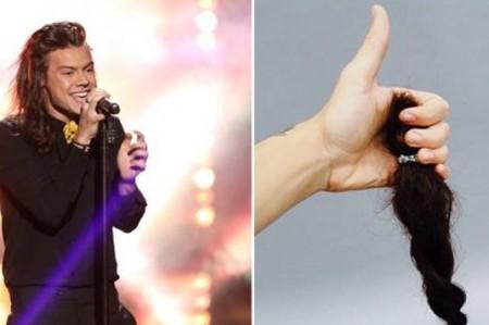 Integrante de One Direction sorprende con corte de cabello