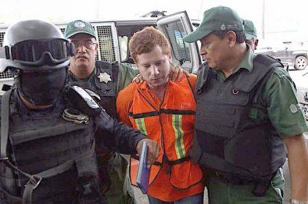 Trasladan a uno de 'Los Porkys' a penal de Amatlán